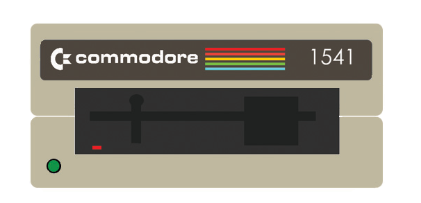 Commodore 1541 logo