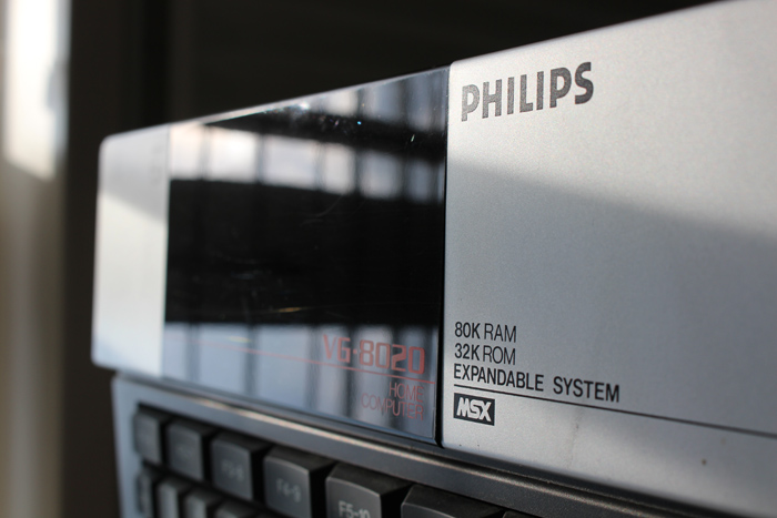 Philips VG-8020 Home Computer MSX